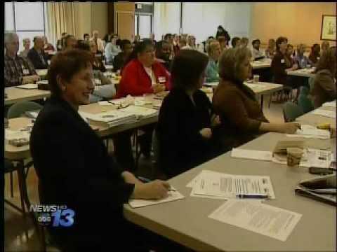 WLOS TV News Clip on NC Juvenile Justice Reform