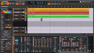 Bitwig Studio Cristian Vogel Lab: What I Learned