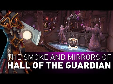 The Smoke and Mirrors of Hall of the Guardian