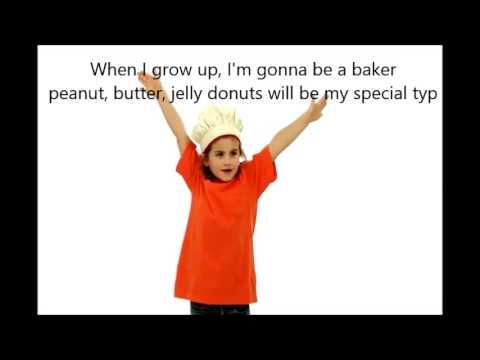 when i grow up with lyrics