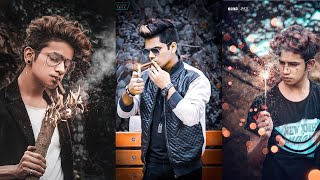 PicsArt Fire Cigarette Photo Editing tutorial in picsart🔥 Step by Step in Hindi - Viral instagram