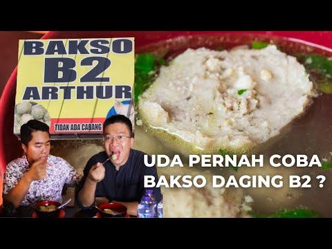 Kuliner Bakso Babi Kuah di Medan