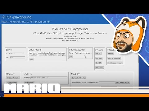 How to Setup PS4 WebKit Playground & Enable Internet Browser! [1.76 & Below]