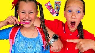 Canción Ponte los Zapatos | Rutina de la Mañana | Canciones Infantiles con Emi y Niki