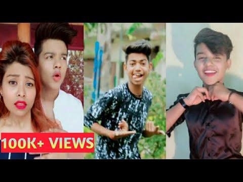 Sagar Goswami V/S Riyaz Tik Tok Best Popular Video || Dance || Comedy || Funny Video ||