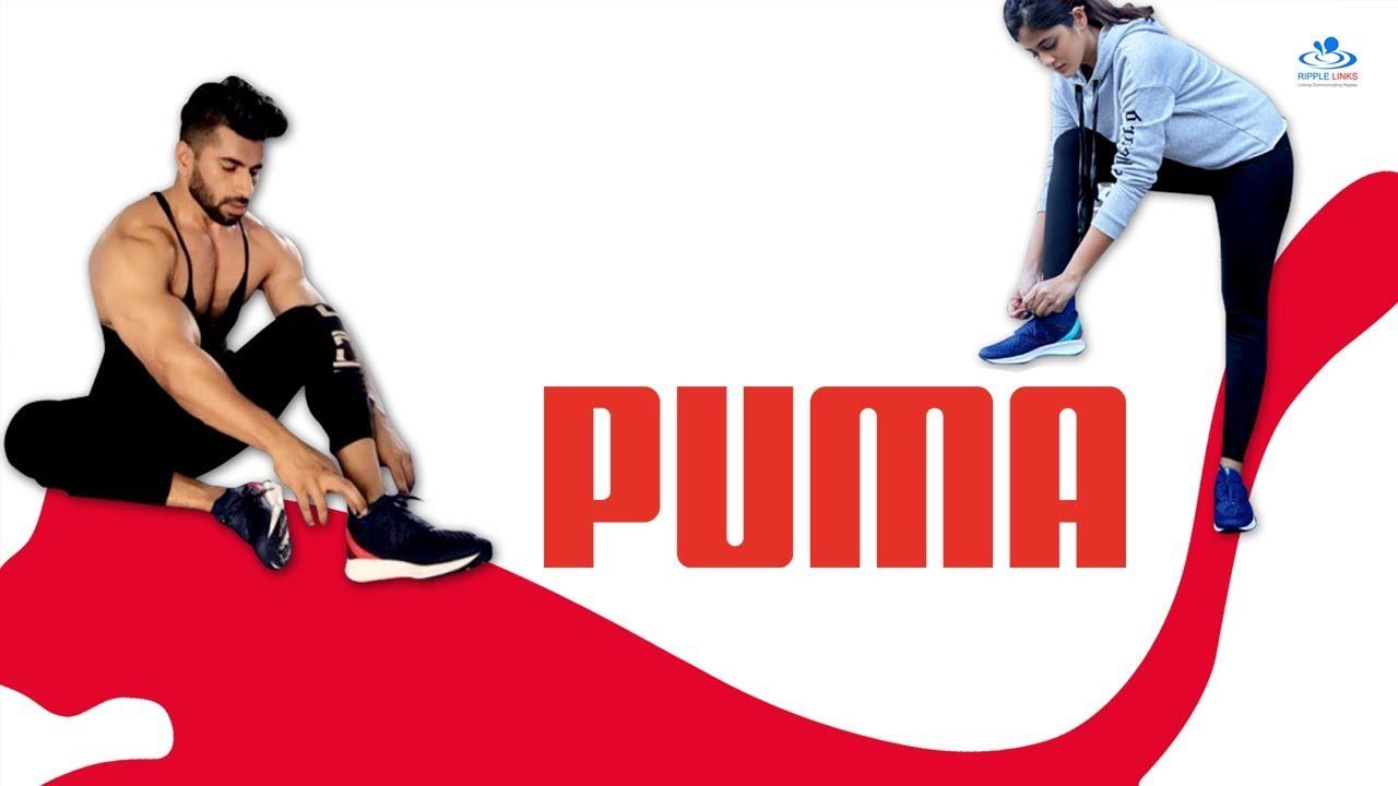 Beca Compasión añadir  Influencer Marketing Case Study: Puma - YouTube