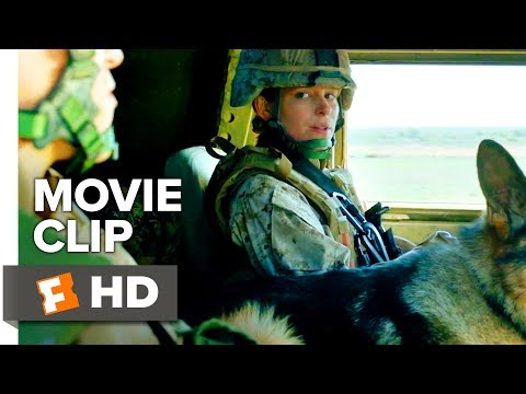 Megan Leavey Movie Clip - German Shepard (2017) | Movieclips Coming Soon