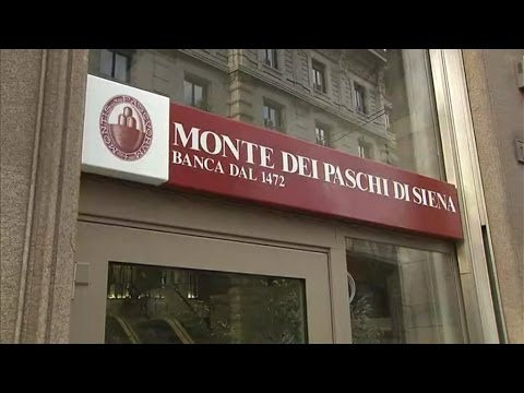 World's oldest bank Monte di Paschi di Siena seeks €5bn lifeline