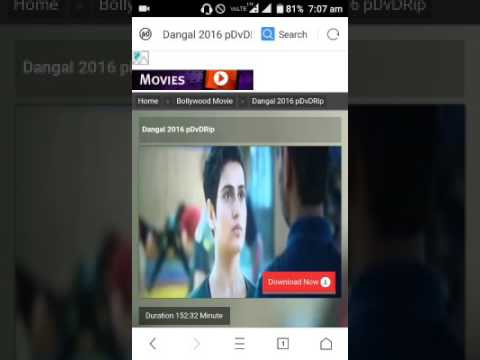 How to download latest bollywood movie...