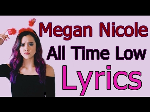 All Time Low - Megan Nicole (cover) Jon...