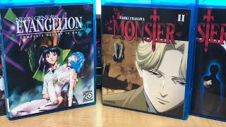 Bootleg Anime (Neon Genesis Evangelion On Blu Ray?! Naoki Urasawa Anime On Blu Ray?!)
