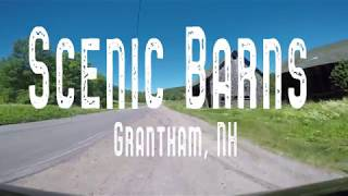 Photo Spot: Scenic Barns Grantham, NH
