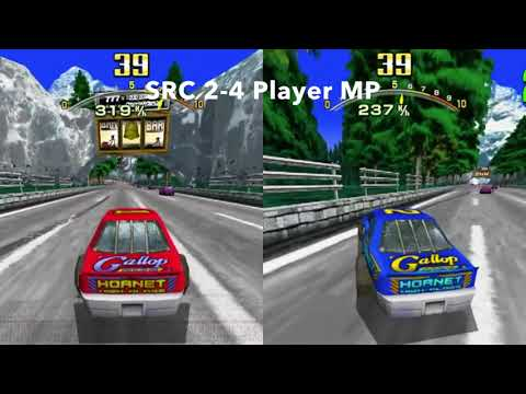 Repeat Initial D Arcade Stage 7 AAX - Teknoparrot 1 06c