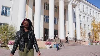 North Eastern Federal University/#NEFU #СВФУ/Yakutsk, Russia #2020