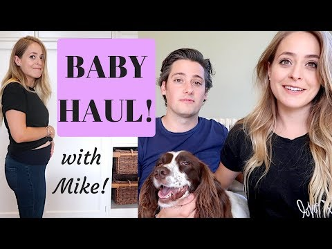 Real-Time BABY HAUL with Mike!   Fleur De Force