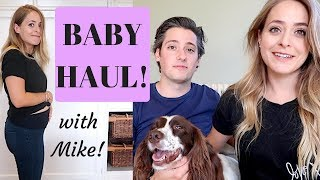 Real-Time BABY HAUL with Mike! | Fleur De Force