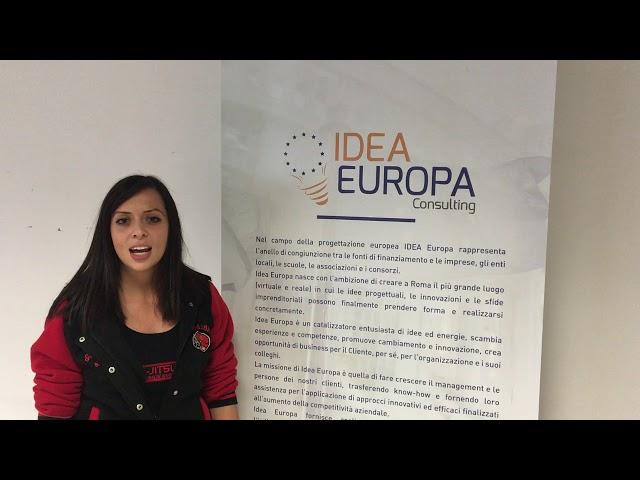 CORSO FONDI EUROPEI IDEA EUROPA