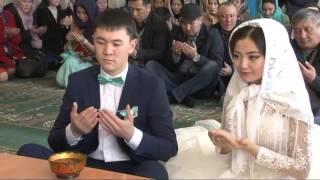 Асылбек Гульнур свадьба 09 04 2016 Аркалык