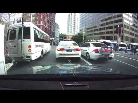 Sydney driving