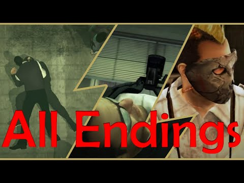 Dead Rising 2: Off The Record All Endings