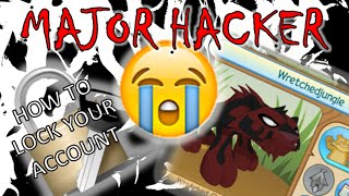 Aj Is Being Hacked 2015! | How To Lock Your Account
