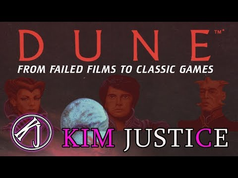 The Story of Dune (Amiga, PC): From Failed Films to Classic Games - Kim Justice