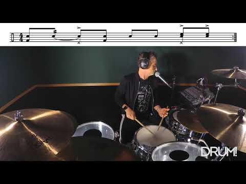 Drum Lesson: Blues Rumba