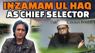 Download Inzamam ul Haq As Chief Selector | Ramiz Speaks Mp3 and Videos