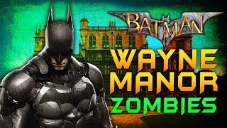 BATMAN ZOMBIES: WAYNE MANOR (Call of Duty Zombies)