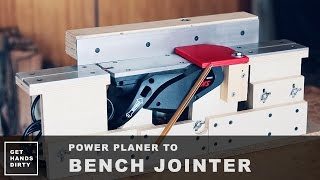 All About My Bench Top Jointer