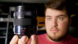 Should you buy the Panasonic Lumix 12-35mm f 2 8 Lens