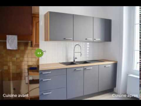 R novation cuisine avant apr s optir no youtube - Renovation cuisine avant apres ...