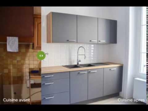 renovation cuisine avant apres optireno
