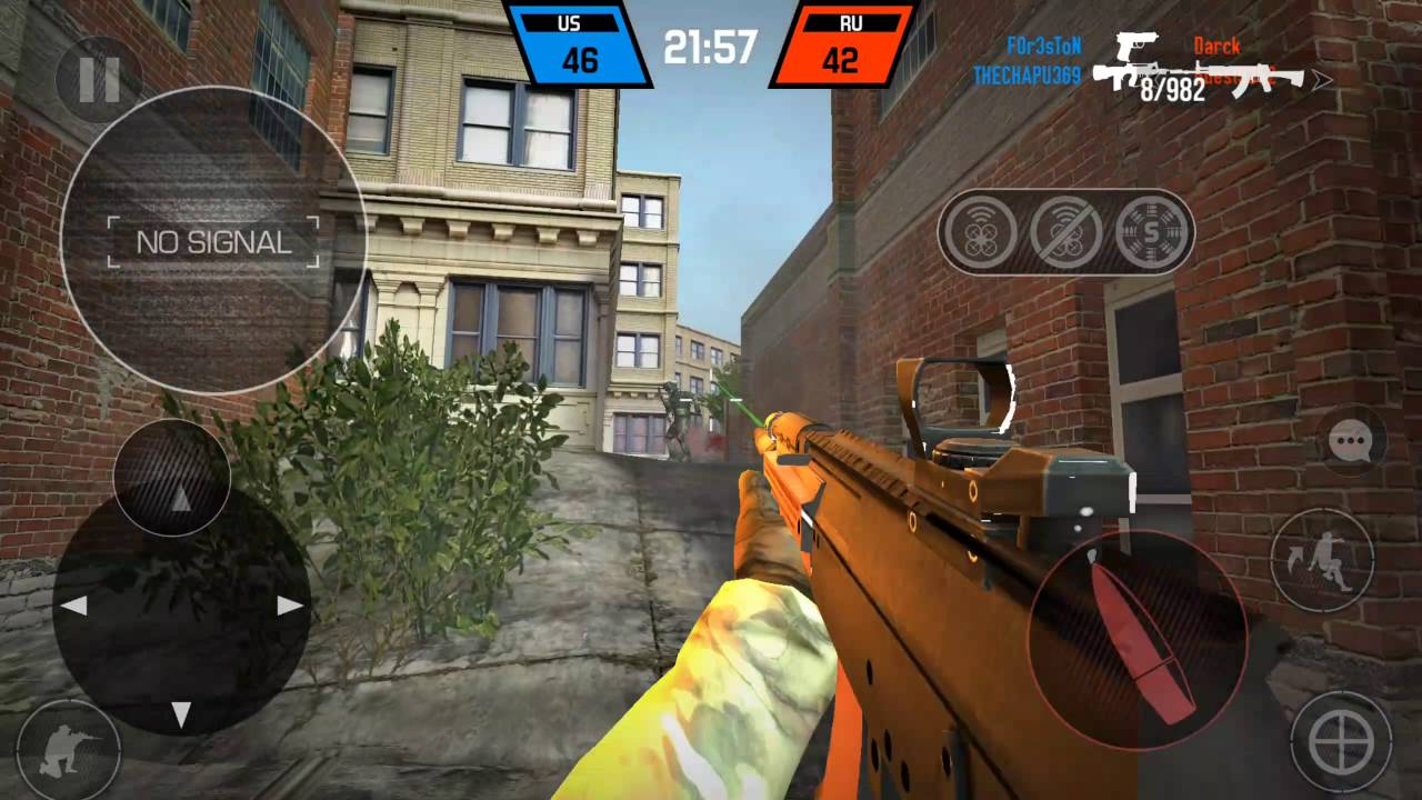 Gun Game Bullet Force Android Gameplay 1 Youtube