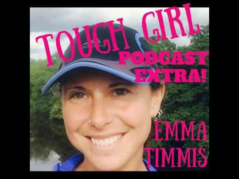 Emma Timmis - talking about the Dolomites, the Australian Alpine Walking Track & our Hadrian's...
