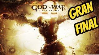 God Of War Ascension | GRAN FINAL | Modo DIFICIL | PS3