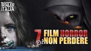 7 FILM HORROR DA NON PERDERE | da Luglio a Dicembre 2018