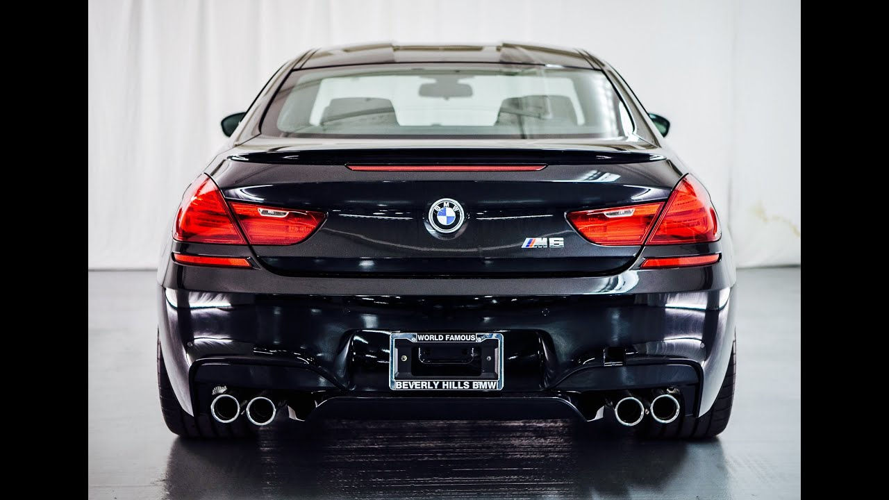 2015 2016 bmw m6 gran coupe full review start up exhaust