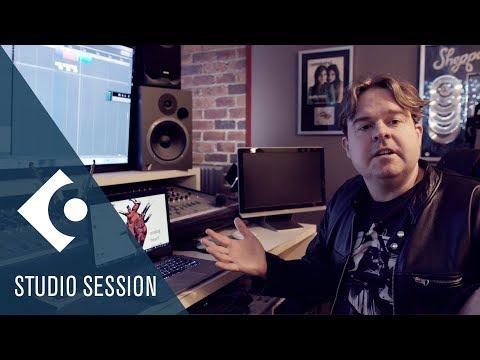 Recording Vocals on Multiple Tracks | Stuart Stuart on Recording, Tuning and Mixing Vocals in Cubase