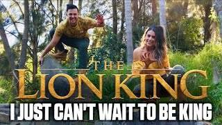 I JUST CAN'T WAIT TO BE KING Dance - The Lion King | Jayden Rodrigues & Natasha Vella Choreography