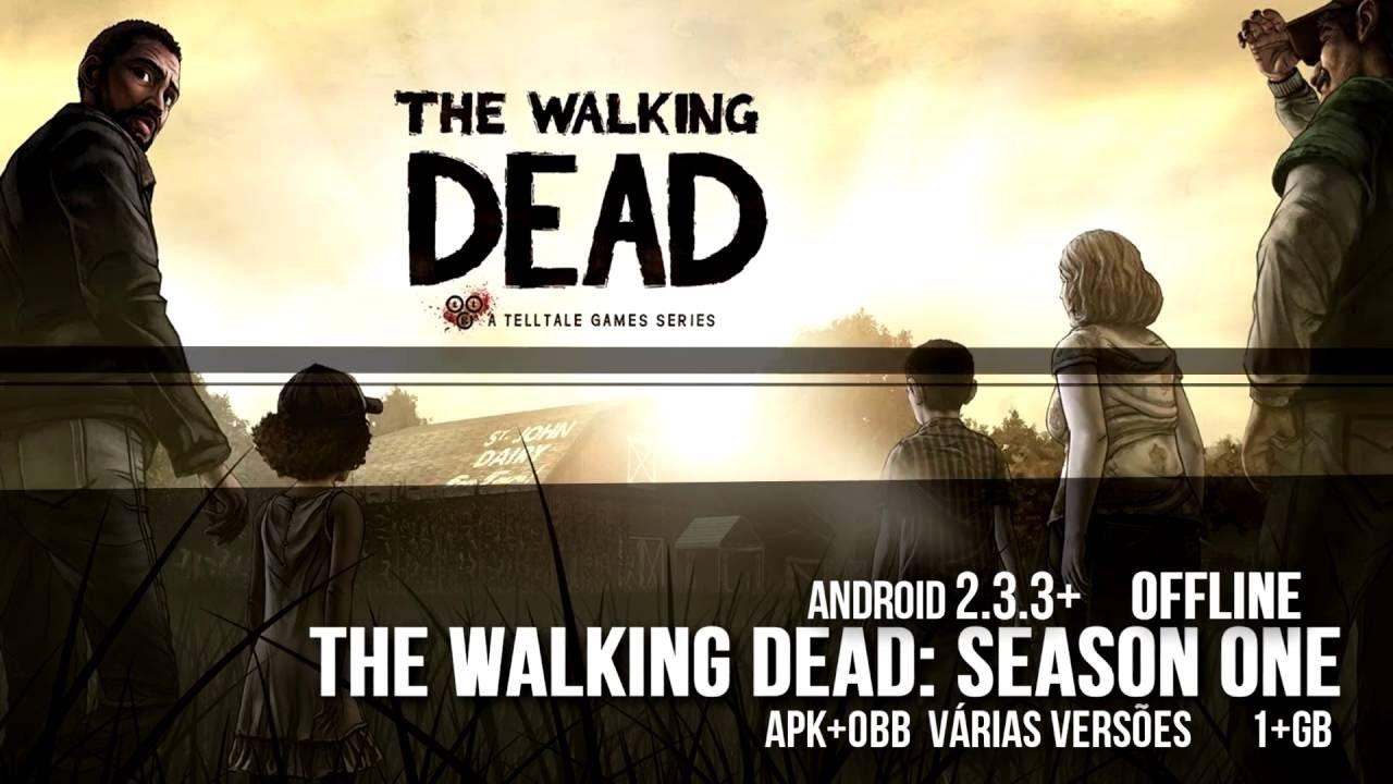 walking dead season 1 download android