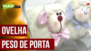 Maria Cecilia – Ovelha peso de porta 2/2