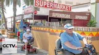 UK leaving EU hits British citizens living in Spain