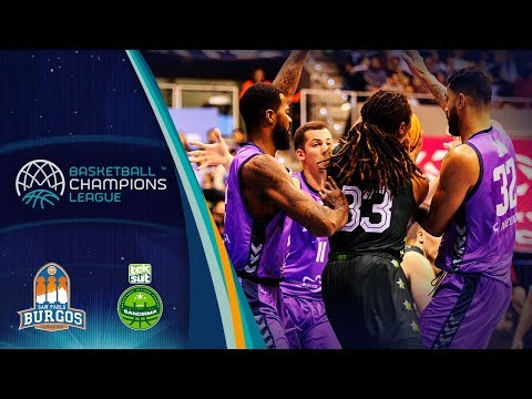 San Pablo Burgos V Teksüt Bandirma – Highlights – Basketball Champions League 2019-20