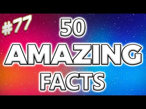 Thumbnail: 50 AMAZING Facts to Blow Your Mind! #77