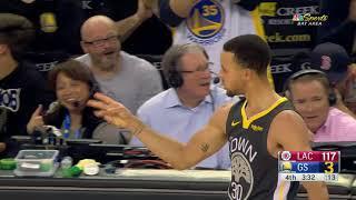 LA Clippers vs Golden State Warriors : December 23, 2018