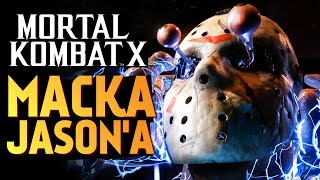 Mortal Kombat X -  СРЫВАЕМ МАСКУ ДЖЕЙСОНА