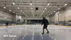 Adult Figure Skating - Easing back on ice in Arizona
