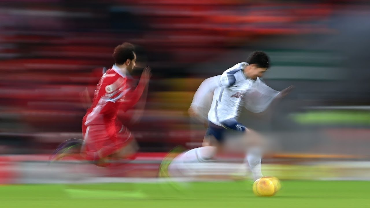 Download Heung Min Son is Better Than Mohamed Salah in 2021!