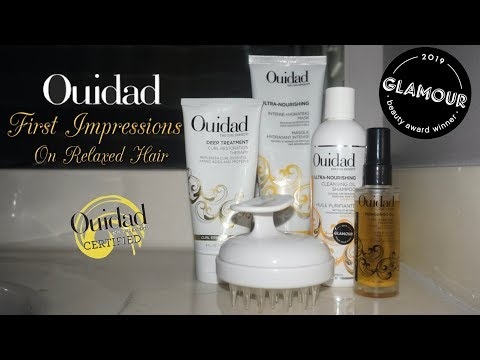 Wash Day Using Ouidad Products | Jazzie Jae T
